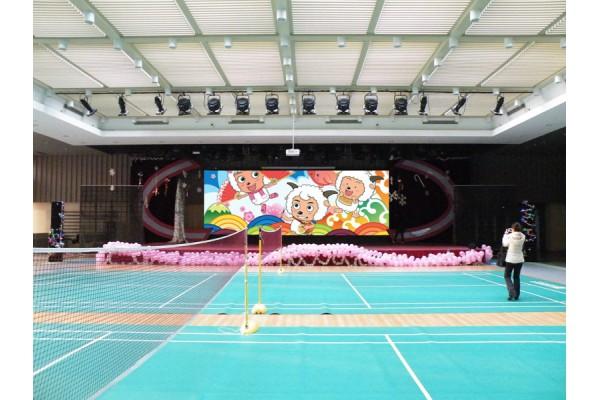 杭州青少年宫室内全彩屏