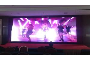 杭州华洋宾馆会议室LED屏