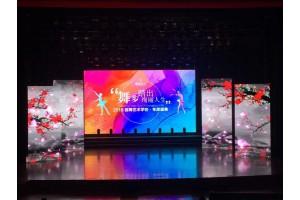 舞台全彩LED显示屏