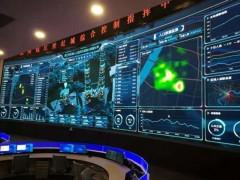 小间距LED显示屏能应用在安防指挥中心吗